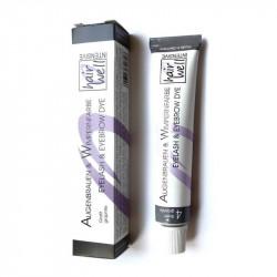 Краска для ресниц HairWell, графит