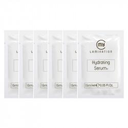 Набор составов №3 в саше 6 шт по 1,5 мл Hydrating Serum+ My Lamination для ламинирования ресниц