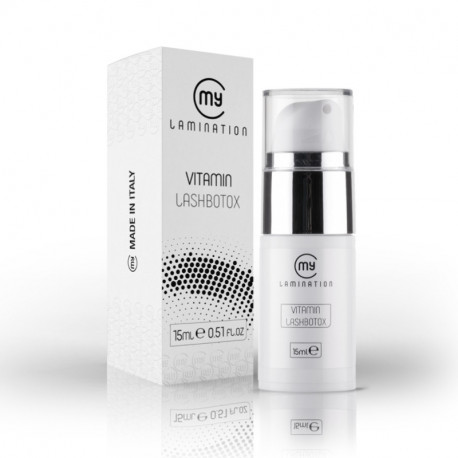 Vitamin Lash BTX 15 ml My Lamination для ресниц