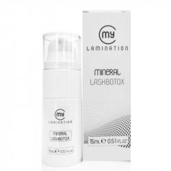Mineral Lash BTX 15 ml My Lamination для ресниц и бровей