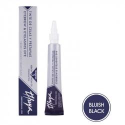 Краска Thuya иссиня-черная для ресниц и бровей 14 мл