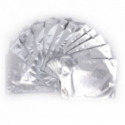 Гидрогелевые патчи под глаза Silver 50 пар