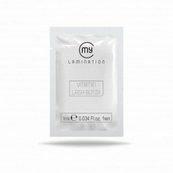 Vitamin Lash BTX в саше 1 ml My Lamination для ресниц