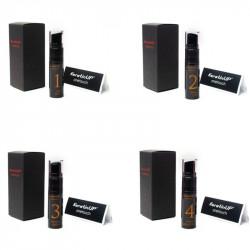 Стартовый набор ShineE в баночках по 10 мл для ламинирования ресниц и бровей